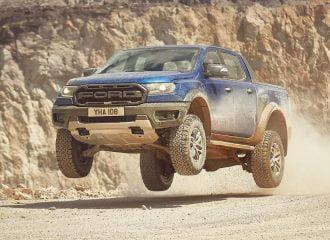 Το νέο Ford Ranger Raptor στην Ελλάδα!