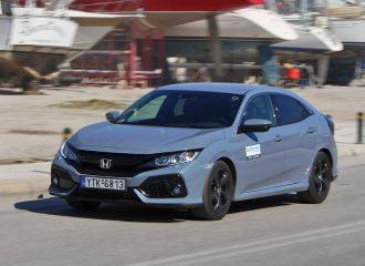Δοκιμή Honda Civic 1.6 i-DTEC 120 PS