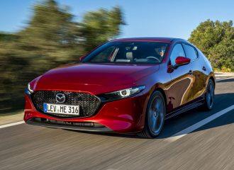 Το νέο Mazda3 με επαναστατικό βενζινοκινητήρα