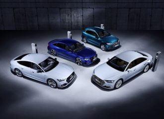 Στη Γενεύη τα νέα plug-in υβριδικά της Audi