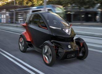 SEAT Minimó: Το μέλλον των αστικών μετακινήσεων