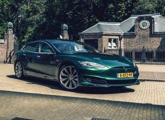 Ένα και μοναδικό Tesla Model S στη Γενεύη;