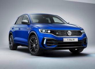 Ανακοινώθηκε η τιμή του VW T-Roc R στη Γερμανία