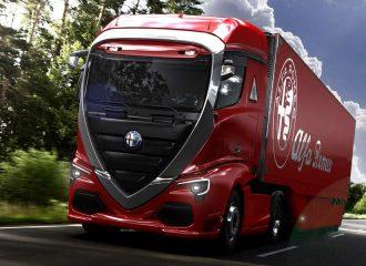 Οι μεταφορές αποκτούν στυλ με την Alfa Romeo!