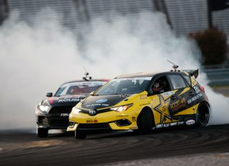 Πωλείται το πισωκίνητο Toyota Auris των 1.000 ίππων της Papadakis Racing
