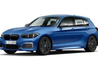 Φινάλε για την κίνηση πίσω στην BMW Σειρά 1