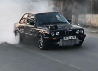 BMW 316 με πιο πολλά άλογα από Bugatti Veyron! (+video)