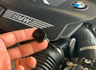 Σε ποιο μοντέλο επανέφερε η BMW τη βέργα λαδιού;