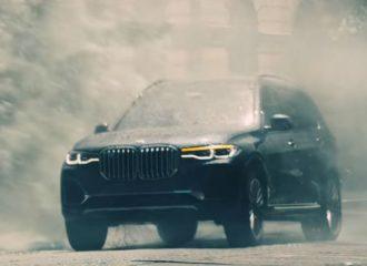 Κόντρα σε όλους και σε όλα η νέα BMW X7 (+video)