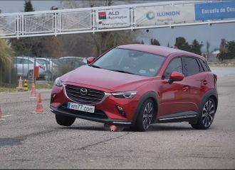 «Γονάτισε» το Mazda CX-3 στο τεστ αποφυγής ταράνδου (+video)