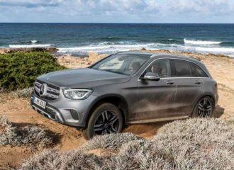 Νέα Mercedes GLC με αυξημένες εκτός δρόμου δυνατότητες