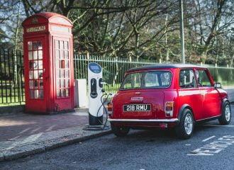 Το ηλεκτρικό Mini Cooper των 90.000 ευρώ!