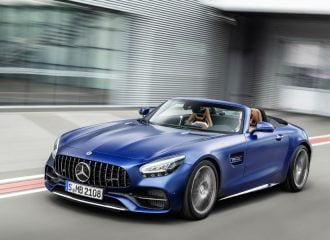 Ονειρική η νέα Mercedes-AMG GT