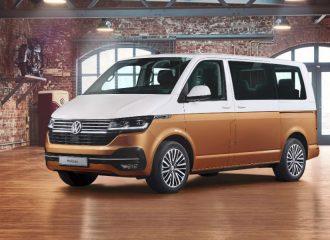Φορτωμένο τεχνολογία το νέο VW Transporter