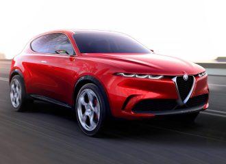 To νέο μικρομεσαίο SUV της Alfa Romeo είναι εδώ!
