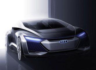Στη Σανγκάη & Φρανκφούρτη τα 2 concept ηλεκτρικά Audi!