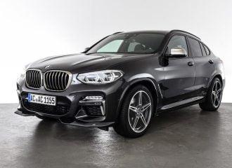 Εντυπωσιακή BMW X4 από τον οίκο AC Schnitzer