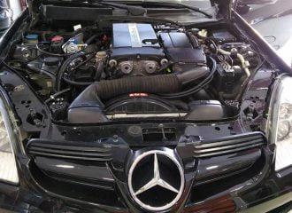 Μετατροπή υγραερίου σε Mercedes από την EuropeGAS