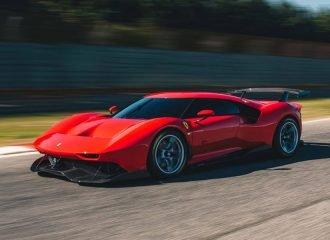 Μοναδική Ferrari P80/C για έναν πελάτη! (+video)