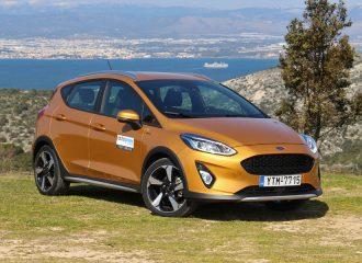 Ford Fiesta Active με 1% επιτόκιο και όφελος 645 ευρώ
