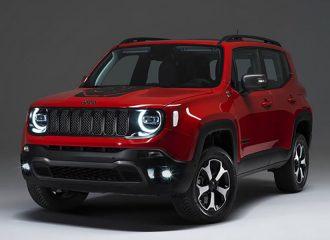 Έως 240 ίπποι για τα υβριδικά Jeep Renegade και Compass
