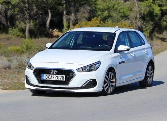 Δοκιμή Hyundai i30 1.6 λτ. Diesel 115 PS Auto 7 DCT