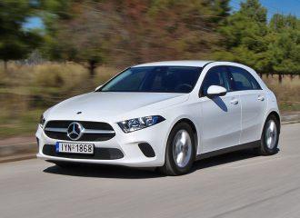 Δοκιμή Mercedes A 160 1.33 λτ. 109 PS