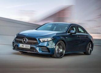 Νέα Mercedes-AMG A 35 Sedan (+video)