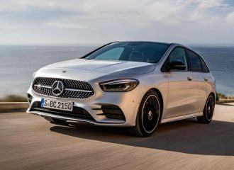 Οι τιμές της νέας Mercedes B-Class στην Ελλάδα