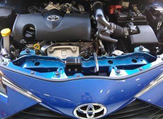 Τοποθέτηση LPG σε Toyota από την EuropeGas