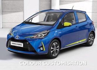 Αξεσουάρ για το Toyota Yaris