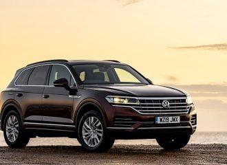 Μεγαλώνει η γκάμα του VW Touareg!