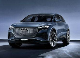 Νέο ηλεκτρικό Audi Q4 e-tron με πάνω από 450 χλμ. αυτονομία