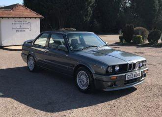 Άριστη BMW 325i Sport του 1989 για πολύ καλά λεφτά