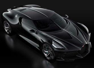 Αυτή είναι η μοναδική Bugatti των 16,5 εκατ. ευρώ!