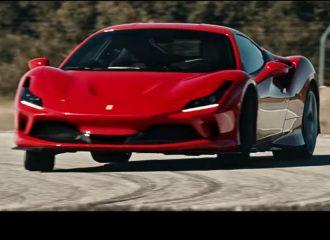 Η νέα Ferrari F8 Tributo «λυσσάει» στην πίστα (+video)