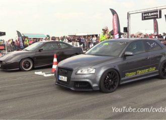 Fiat Coupe 590 ίππων τα βάζει με το VW Group (+video)