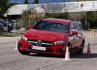 Πόσο «αστέρι» είναι η Mercedes A-Class στο τεστ αποφυγής ταράνδου (+video)