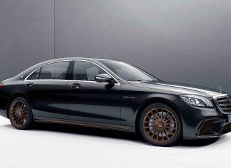 «Αντίο» της Mercedes στον V12 με συλλεκτική S-Class