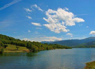 Λίμνη Πλαστήρα: Εικόνα από τα δάχτυλα του καλύτερου ζωγράφου