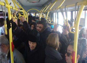 Πρόστιμο δυσοσμίας στα λεωφορεία της Ρουμανίας!