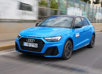 Δοκιμή Audi A1 30 TFSI S tronic S line
