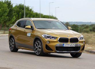 BMW X2 με κινητήρες 1.5 λτ. και όφελος έως 12.900€