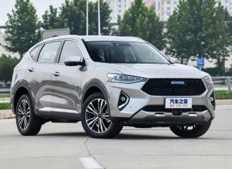 Το πρώτο κινέζικο SUV Made in Europe!