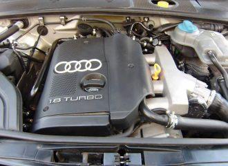 Τοποθέτηση LPG σε Audi από την EuropeGas