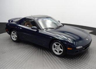 Τέλειο Mazda RX-7 του 1994 με 7.300 χιλιόμετρα!