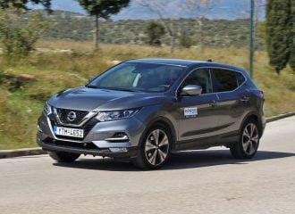 Nissan Qashqai με όφελος έως 1.500 ευρώ