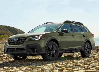 Ιδού η 6η γενιά Subaru Outback