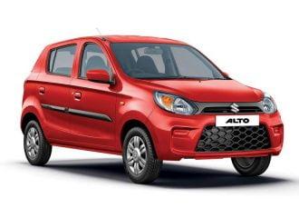 Ανανέωση για το Suzuki Alto των 3.760 ευρώ