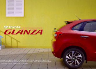 Η επιστροφή του Toyota Glanza (+video)